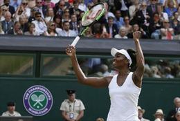'Lão bà' Venus áp sát cột mốc mới trong lịch sử quần vợt thế giới