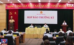 Sẽ xử lý kỷ luật Thứ trưởng Hồ Thị Kim Thoa
