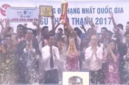 Nam Định chính thức trở lại V-League