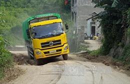 Hơn 17.000 xe bị xử phạt vì chở quá tải trong 6 tháng