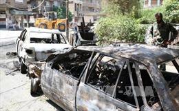 Đánh bom xe quân sự Thổ Nhĩ Kỳ, 17 binh sĩ bị thương