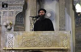 Thủ lĩnh IS al-Baghdadi lại thoát nạn, đang chui lủi ở thành trì khủng bố Raqqa, Syria?