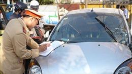 Kiến nghị không xử phạt đối với người lái xe dùng bản sao giấy đăng ký