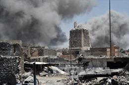 Iraq tiêu diệt 30 tên IS vẫn trốn trong hang ổ ở Tây Mosul