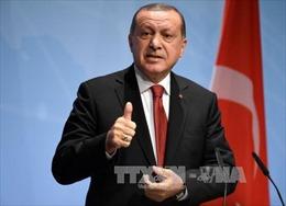 Tổng thống Thổ Nhĩ Kỳ sắp công du vùng Vịnh giữa căng thẳng