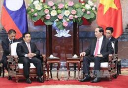 Việt Nam luôn coi trọng và củng cố mối quan hệ đặc biệt Việt Nam - Lào