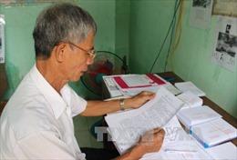 Người viết hơn 40.000 lá thư báo tin cho thân nhân liệt sỹ