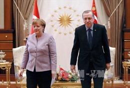Căng thẳng Thổ Nhĩ Kỳ-Đức tiếp tục leo thang