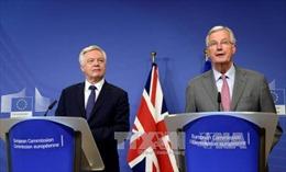 Đàm phán Brexit căng thẳng nhưng có dấu hiệu tiến bộ