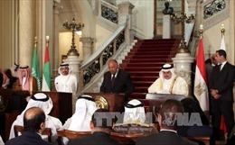 Các nước Arab hé lộ điều kiện trung gian hòa giải cuộc khủng hoảng Qatar