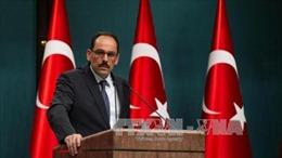 Thổ Nhĩ Kỳ phủ nhận chính quyền dính líu tới việc tiết lộ vị trí đặc nhiệm Mỹ tại Syria