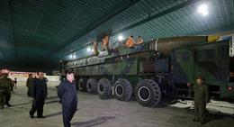 Tình báo Mỹ tiết lộ kết luận quan trọng về lãnh đạo Triều Tiên Kim Jong-un
