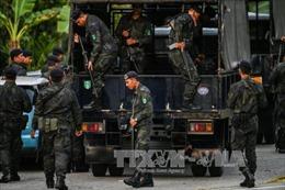 Nhân viên cơ quan chống tham nhũng và hải quan Malaysia được phép sử dụng vũ khí khi thực thi công vụ