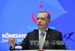 Tổng thống Thổ Nhĩ Kỳ chỉ trích 'kẻ thù' thổi bùng căng thẳng vùng Vịnh