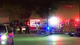 8 người chết trong xe tải ở bang Texas, Mỹ