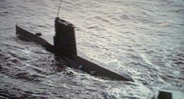 Thử tên lửa ICBM xong, tàu ngầm Triều Tiên bất ngờ hoạt động dày đặc
