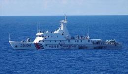 4 tàu Trung Quốc vào vùng biển quanh quần đảo tranh chấp với Nhật Bản