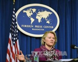 Mỹ sẽ tăng cường trừng phạt các thực thể hỗ trợ Triều Tiên