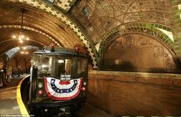 New York nâng cấp hệ thống tàu điện ngầm hơn 110 tuổi