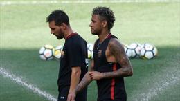 Neymar cãi nhau với đồng đội, bỏ khỏi sân tập, hủy sự kiện tại Trung Quốc