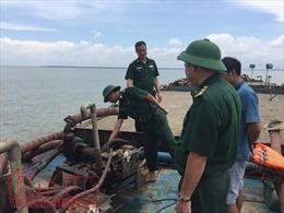 101 vụ khai thác cát trái phép bị bắt giữ trên địa TP Hồ Chí Minh