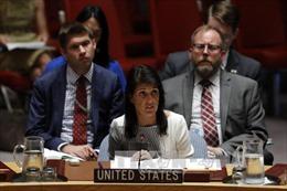 Mỹ hối thúc Trung Quốc hành động với Triều Tiên