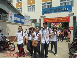 Điểm chuẩn vào trường ĐH Mở TP Hồ Chí Minh và trường ĐH Sài Gòn