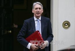 Nước Anh sẽ không giảm thuế xuống dưới mức trung bình của châu Âu
