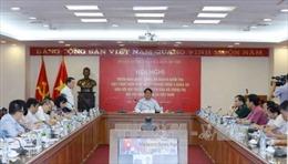 Triển khai kế hoạch kiểm tra việc thực hiện Nghị quyết Trung ương 4 khóa XII gắn với Chỉ thị số 05 của Bộ Chính trị đối với TTXVN