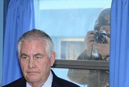 Ngoại trưởng Mỹ đưa ra thông điệp bất ngờ với Triều Tiên