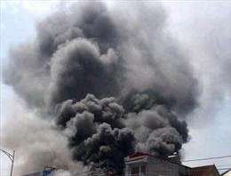 Bắt khẩn cấp thợ hàn xì trong vụ cháy làm 8 người chết ở Hoài Đức