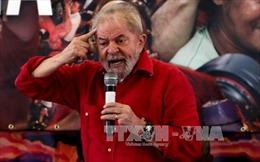 Cựu Tổng thống Brazil Lula da Silva đối diện cáo trạng tham nhũng mới