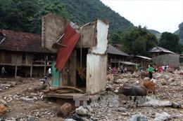 600 triệu đồng hỗ trợ thiệt hại do mưa lũ tại Yên Bái, Sơn La