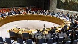 HĐBA thông qua nghị quyết trừng phạt mới với Triều Tiên