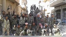 Syria giải phóng hang ổ IS cuối cùng ở tỉnh Homs