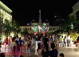 TP Hồ Chí Minh cấm xe nhiều tuyến đường phục vụ Lễ thượng cờ ASEAN