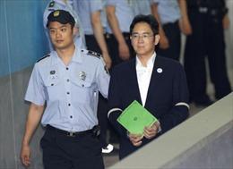 Phó Chủ tịch Samsung bị đề nghị 12 năm tù