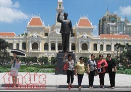 TP Hồ Chí Minh đặt mục tiêu đạt mốc 11 triệu lượt khách quốc tế đến vào năm 2020