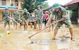 Yên Bái khẩn trương khắc phục hậu quả mưa lũ để kịp khai giảng năm học mới