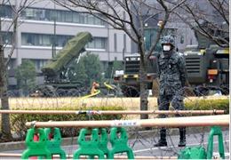 Nhật Bản công bố Sách Trắng Quốc phòng