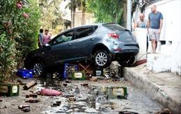 Động đất mạnh 5,3 độ Richter ở Thổ Nhĩ Kỳ