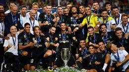 Hạ 'Quỷ đỏ', Real lần thứ 4 giành Siêu cúp châu Âu 2017