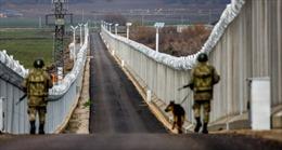 Thổ Nhĩ Kỳ xây tường an ninh giáp biên giới Iran