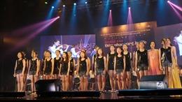 Chương trình giao lưu nghệ thuật giữa các thành viên đa văn hóa Việt Hàn