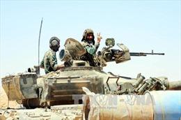 Syria phá âm mưu tấn công liều chết của IS bằng 5 xe thuốc nổ