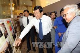 Triển lãm ảnh Ký sự ngoại giao với chủ đề 'Vị thế Việt Nam'