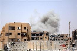 Quân đội Syria giành lại nhiều khu vực ở miền Nam từ tay khủng bố IS