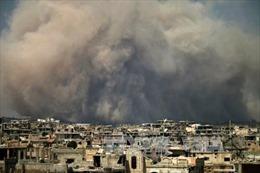 Liên quân Mỹ đẩy mạnh các chiến dịch tại Iraq và Syria