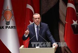 Tổng thống Thổ Nhĩ Kỳ tin tưởng quan hệ với Đức sẽ được cải thiện