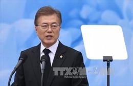 Tỷ lệ ủng hộ Tổng thống Hàn Quốc tiếp tục giảm